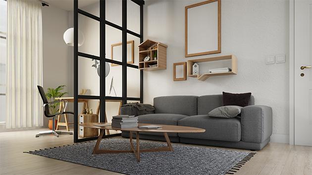 spacer 3D po mieszkaniu - Home Leaders